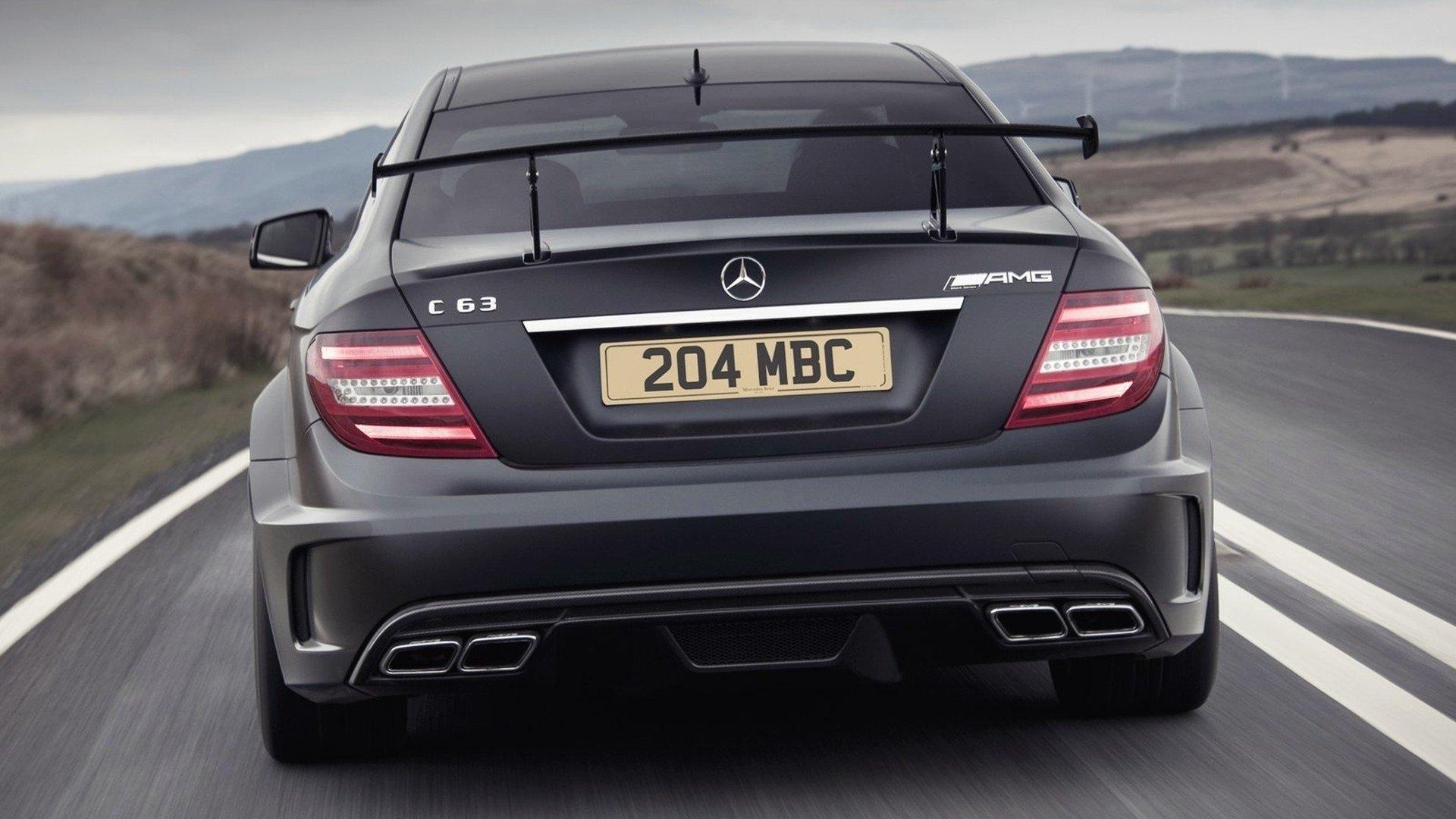 Mercedes Benz C63 Amg Full Hd Wallpaper And Hintergrund