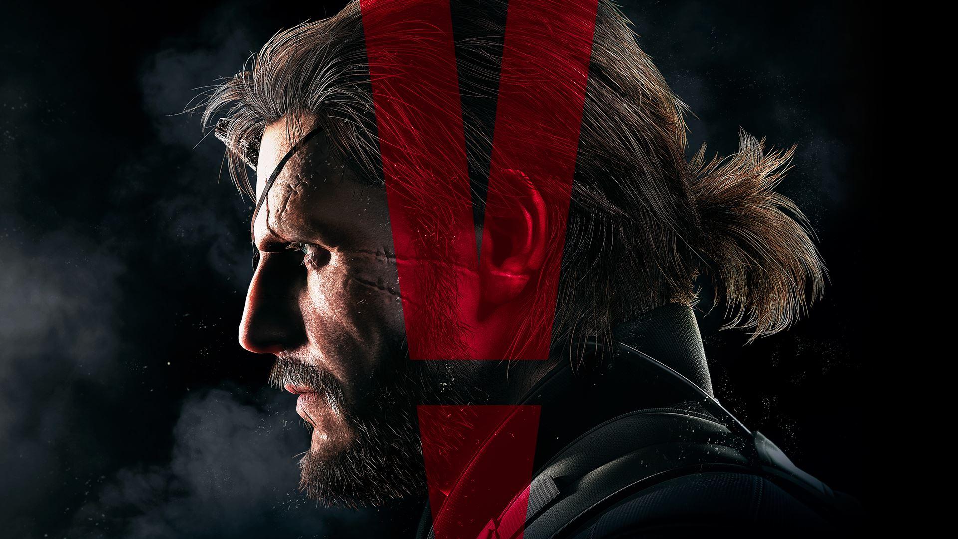 151 Metal Gear Solid V  The Phantom Pain Hd Wallpapers