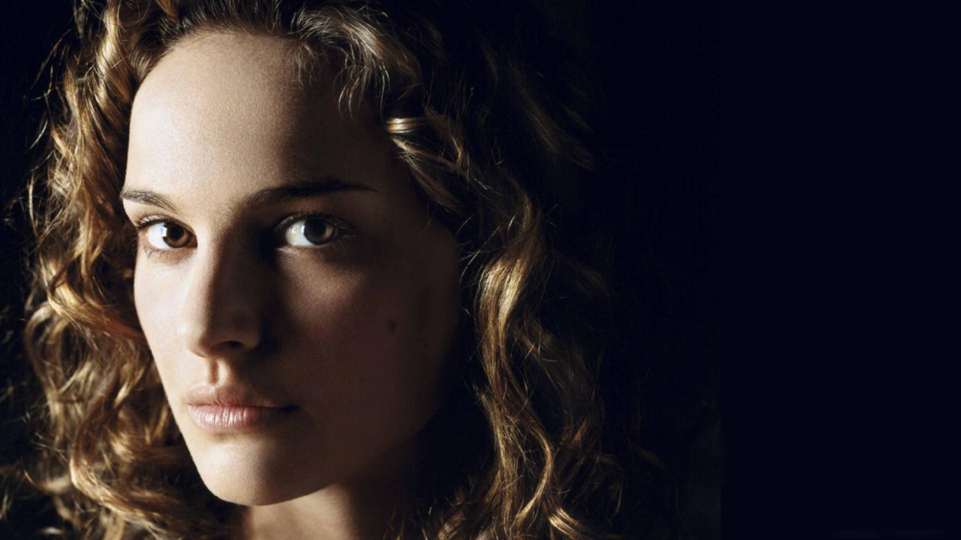 Download Natalie Portman Face Wallpaper For Desktop: Natalie Portman Computer Wallpapers, Desktop Backgrounds