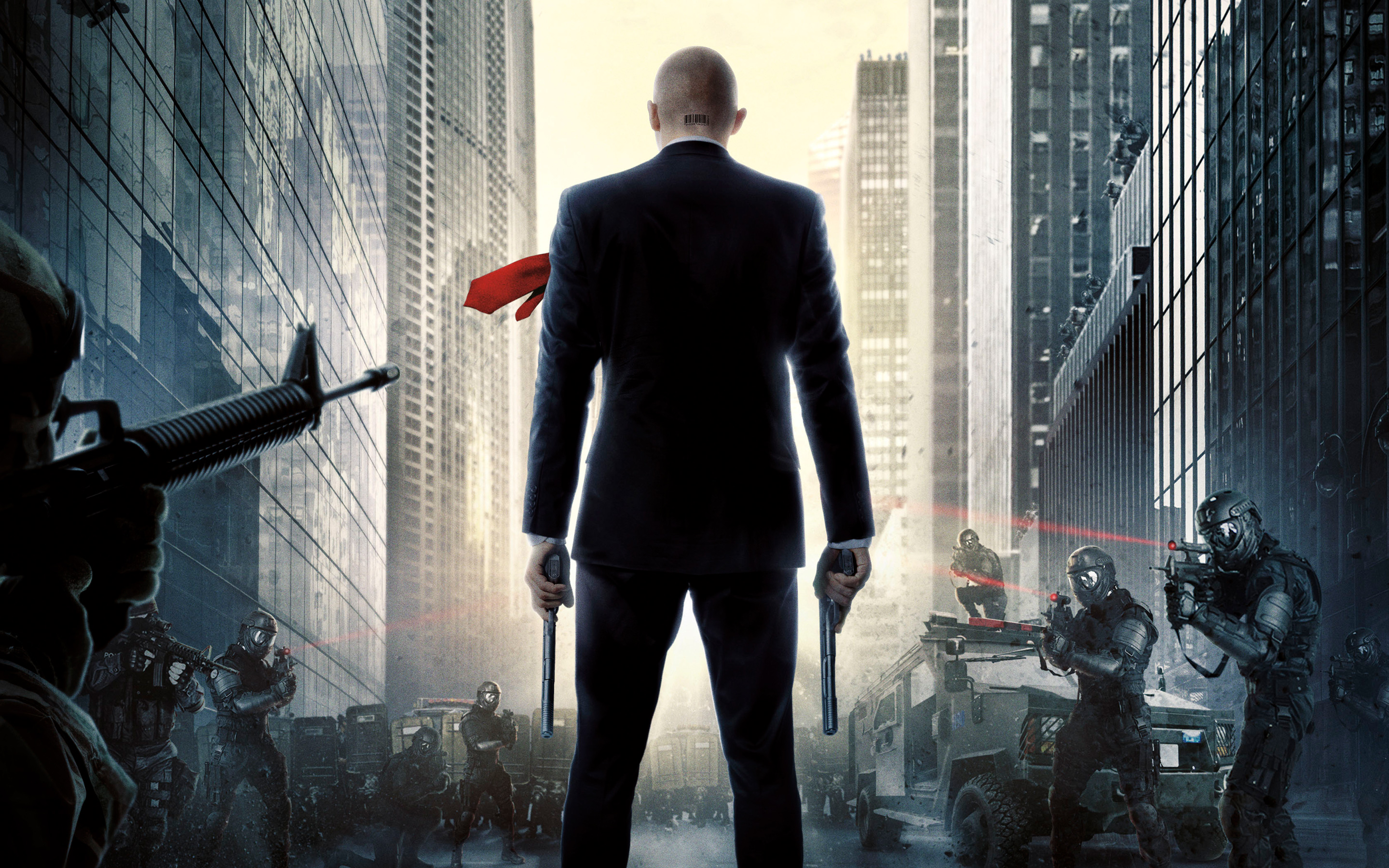 79 Hitman Agent 47 Hd Wallpapers Background Images Wallpaper