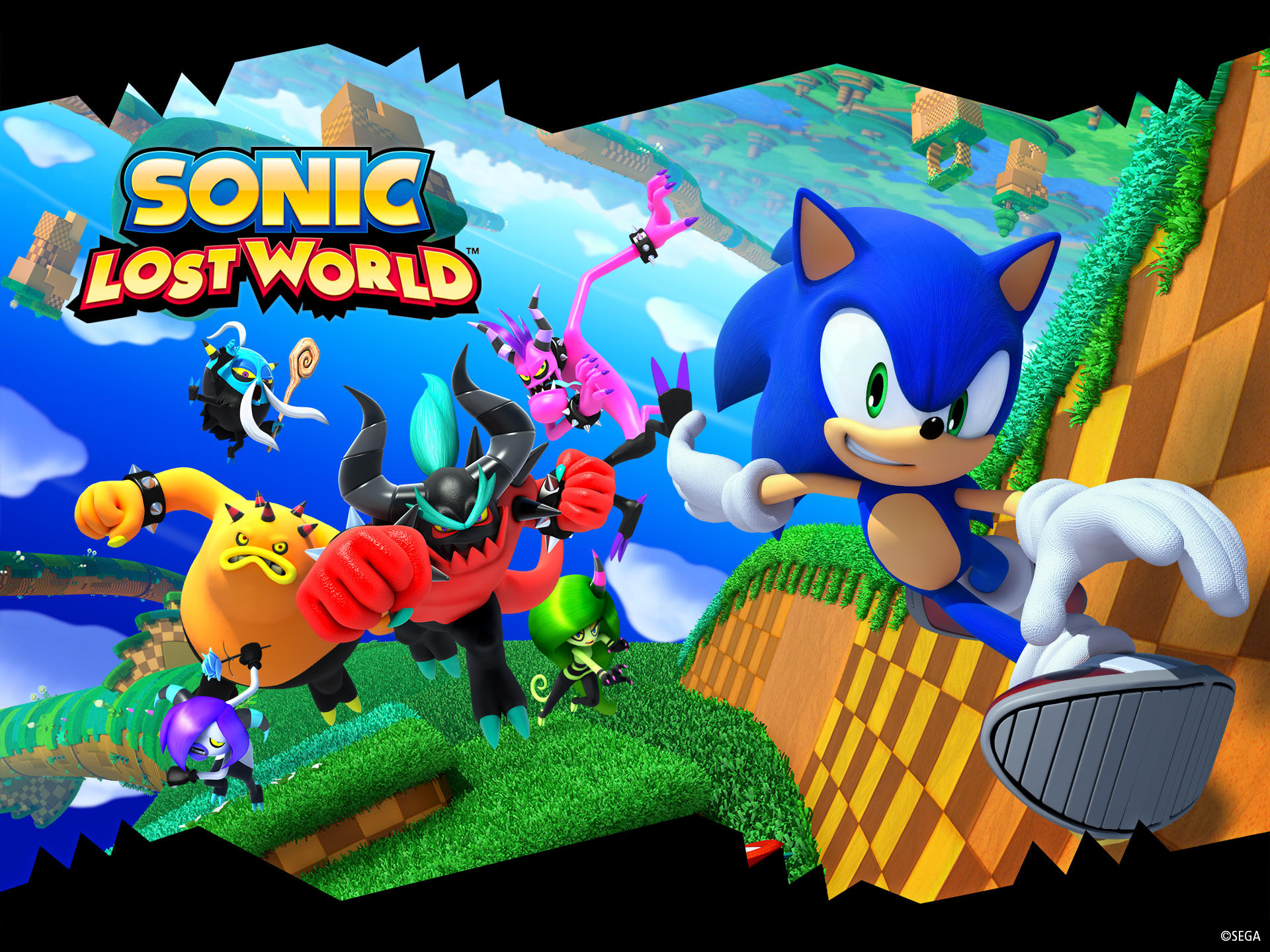 sonic lost world full hd wallpaper and background image