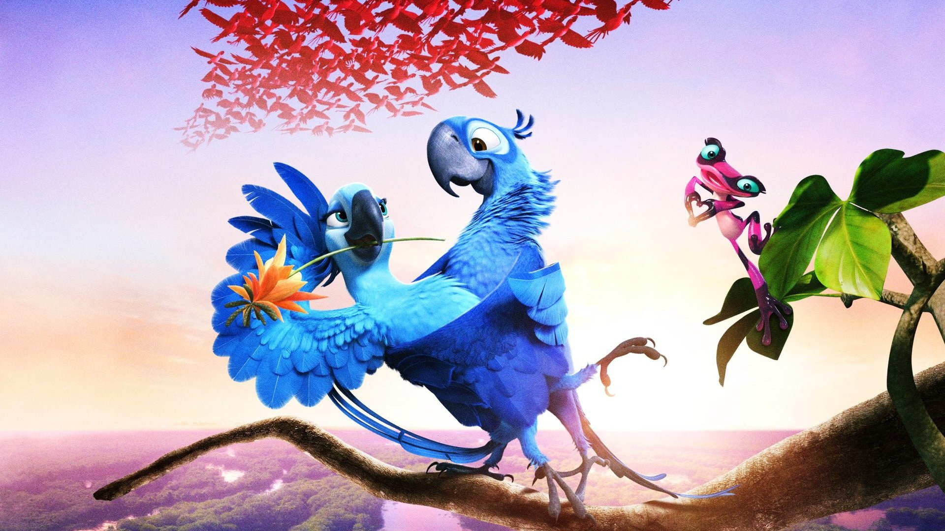 Rio 2 HD Wallpaper | Background Image | 1920x1080 | ID:618380 - Wallpaper Abyss