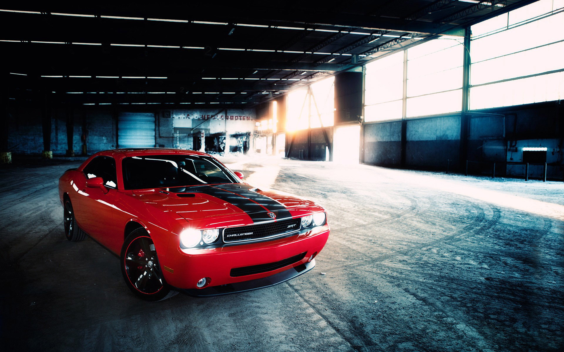 dodge challenger srt hd wallpaper | background image | 1920x1200