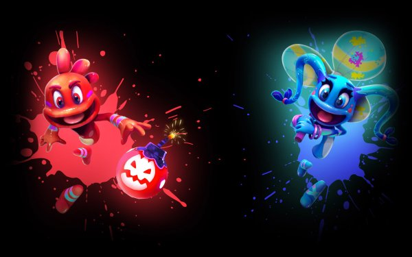 Video Game Color Guardians HD Wallpaper | Background Image