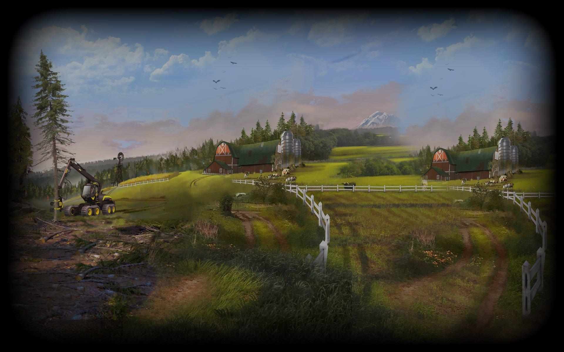 Farming Simulator 22 features