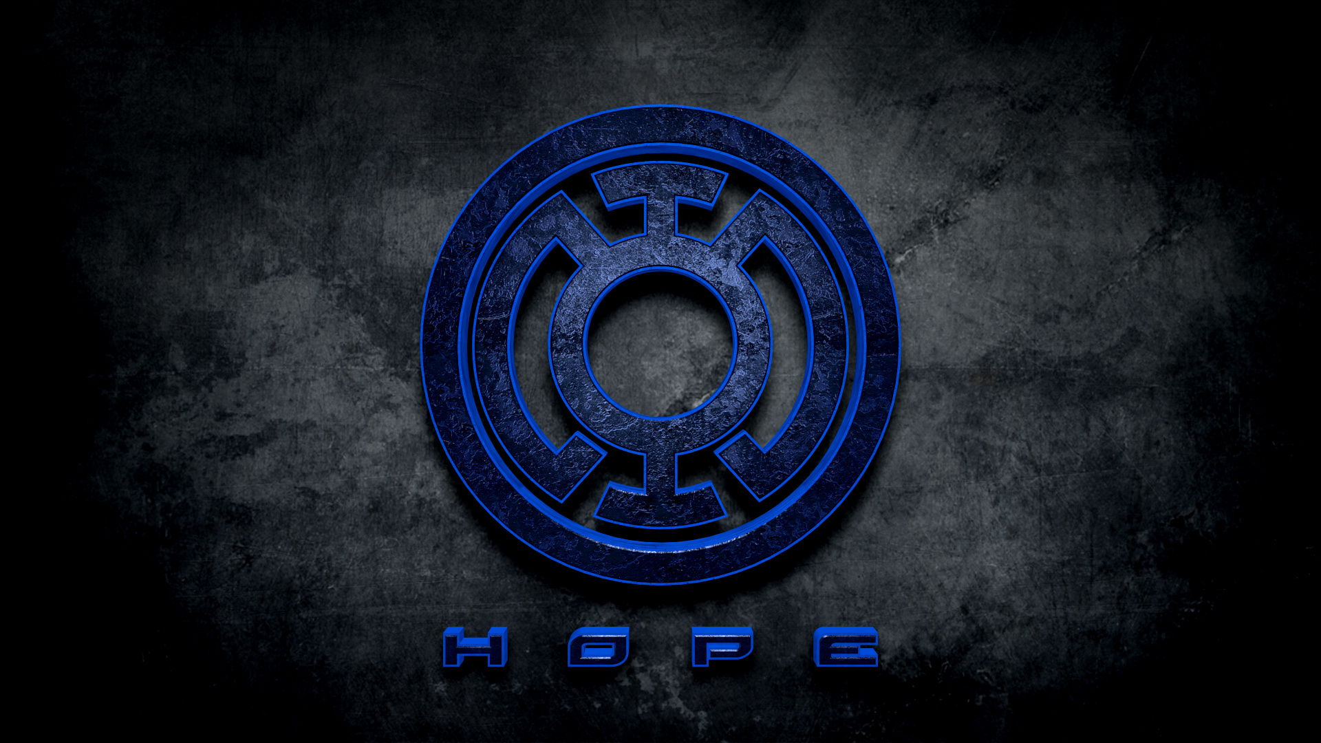 Blue Lantern Corps Full HD Wallpaper And Background Image