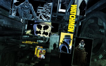 Comics - Watchmen Wallpapers and Backgrounds ID : 62401
