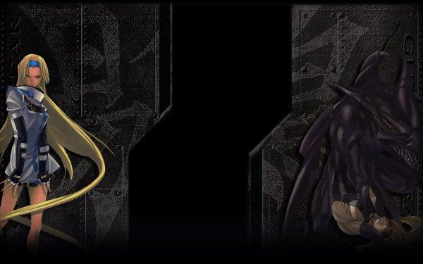 Video Game Guilty Gear Isuka Millia Rage Zato-1 HD Wallpaper | Background Image