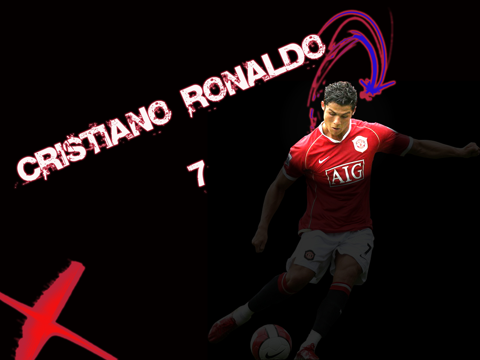 Sports - Cristiano Ronaldo  Wallpaper