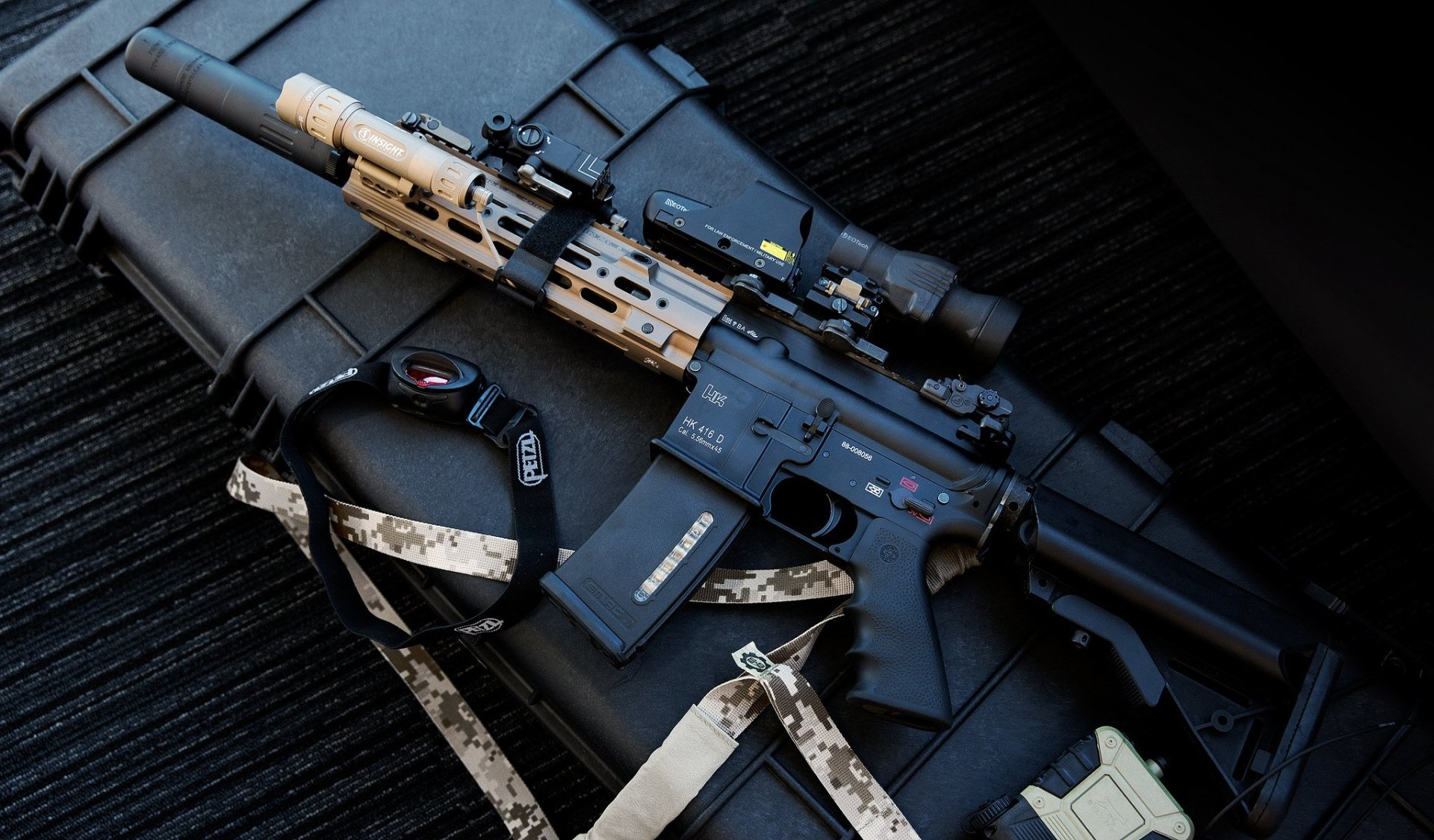 Heckler And Koch Wallpaper Heckler & Koch HK4...