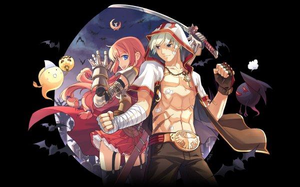 Video Game Ragnarok HD Wallpaper   Background Image