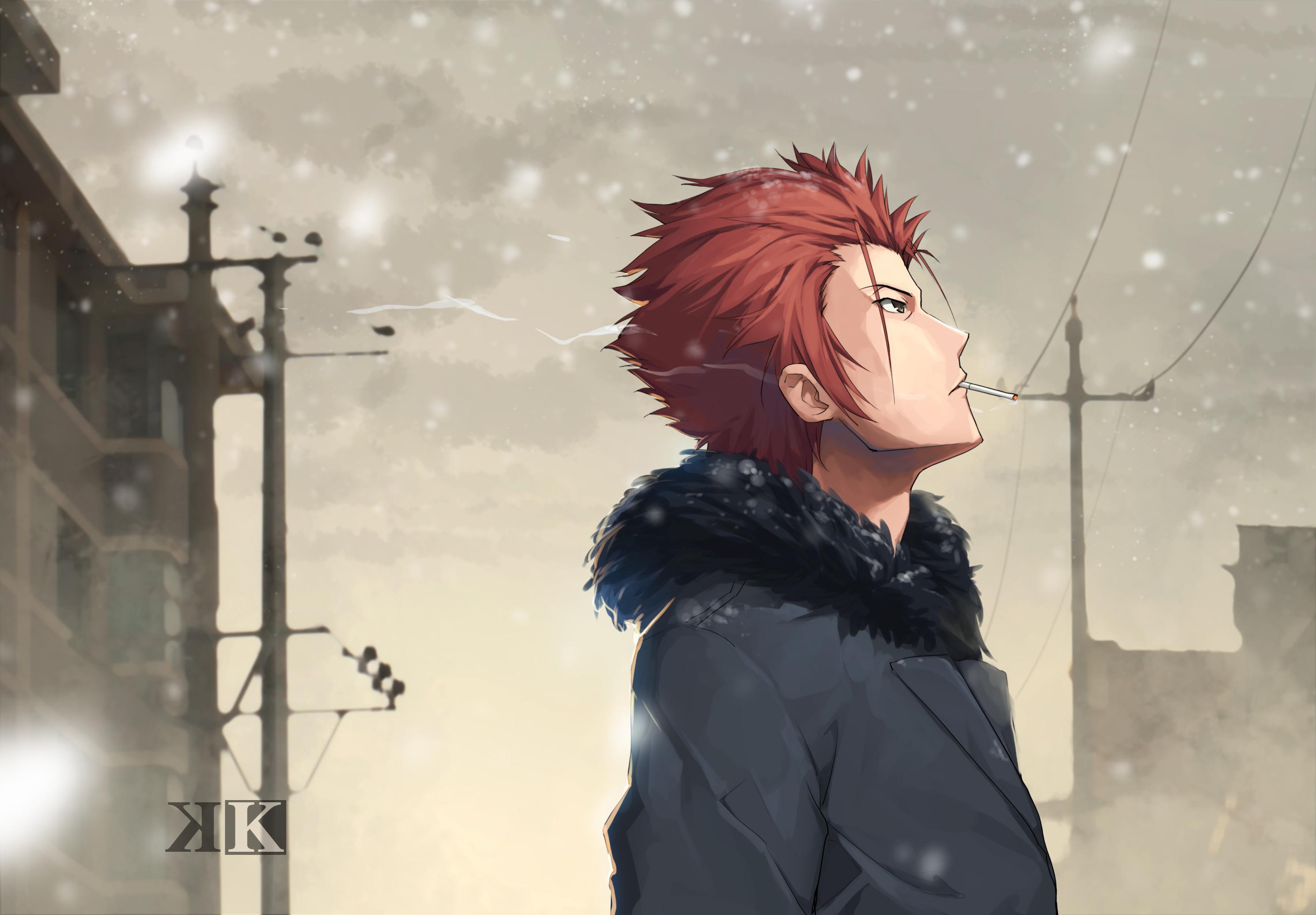 k project anime wallpaper hd