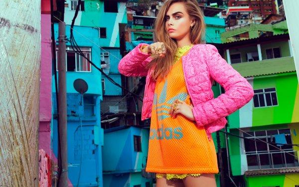Kändis Cara Delevingne Models United Kingdom HD Wallpaper | Background Image