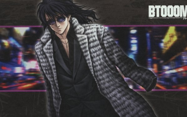 Anime Btooom! Nobutaka Oda HD Wallpaper   Background Image