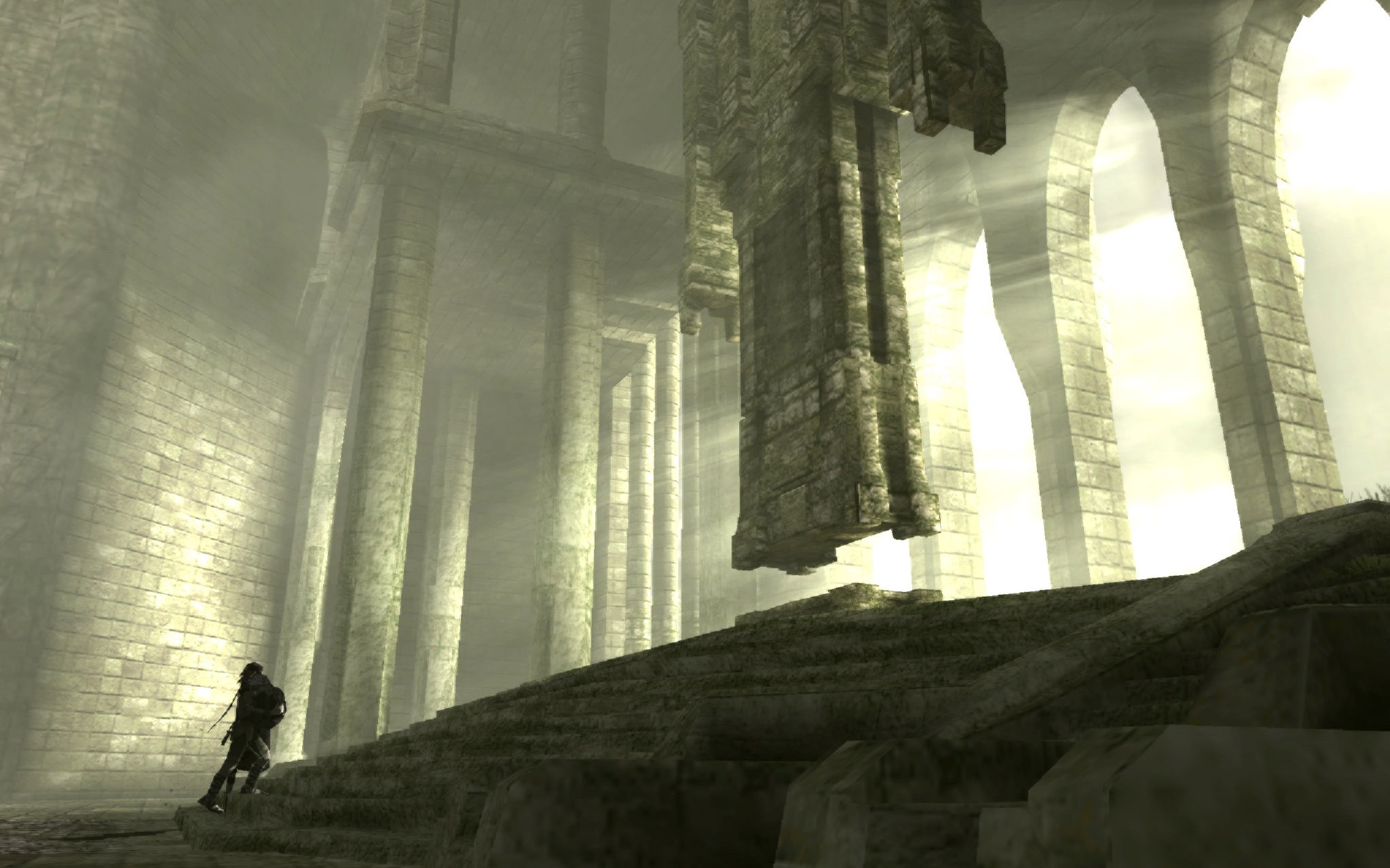 63 Shadow Of The Colossus Hd Wallpapers Background Images