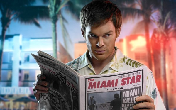 TV Show - Dexter Wallpapers and Backgrounds