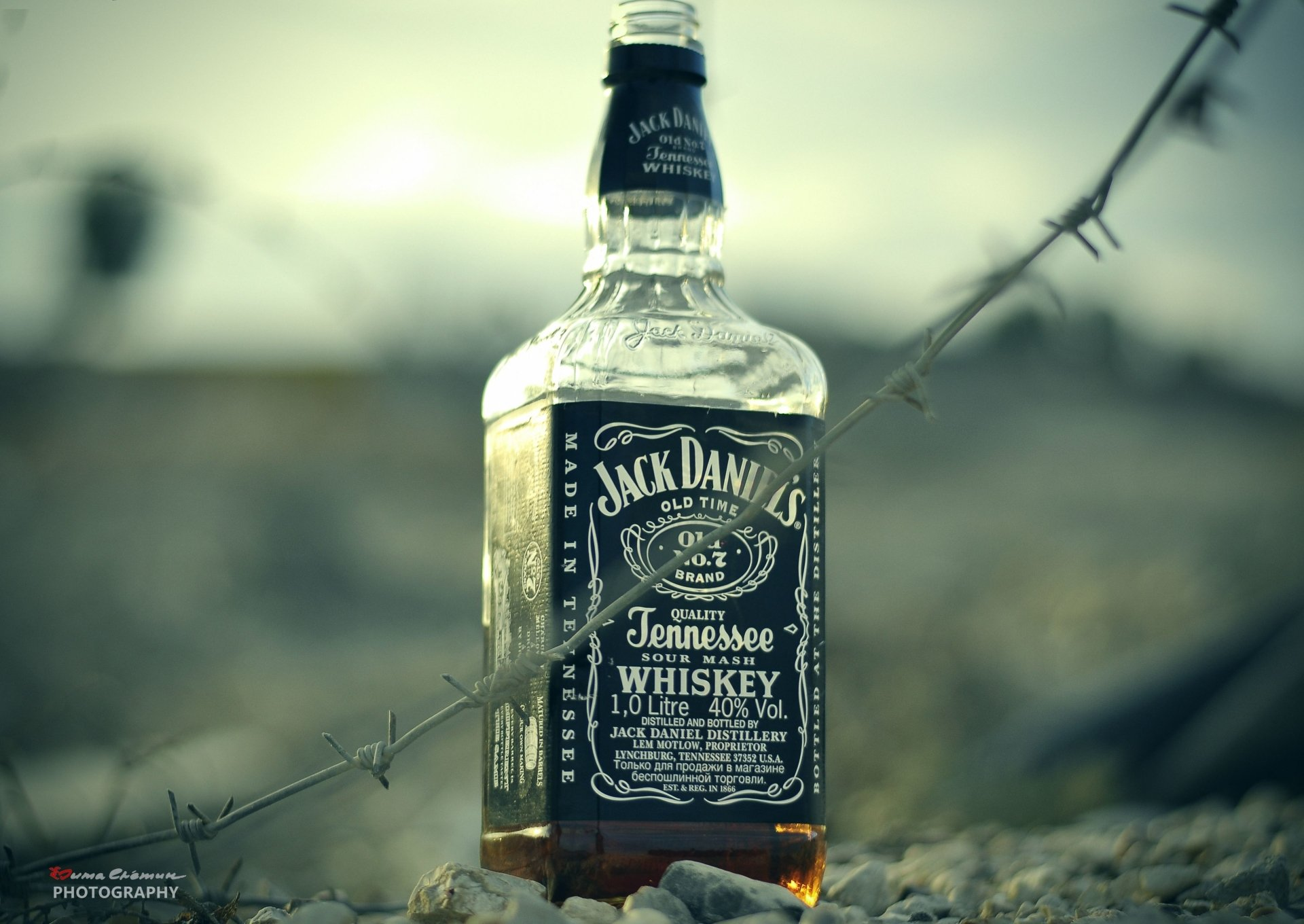 Products - Jack Daniels  Wallpaper