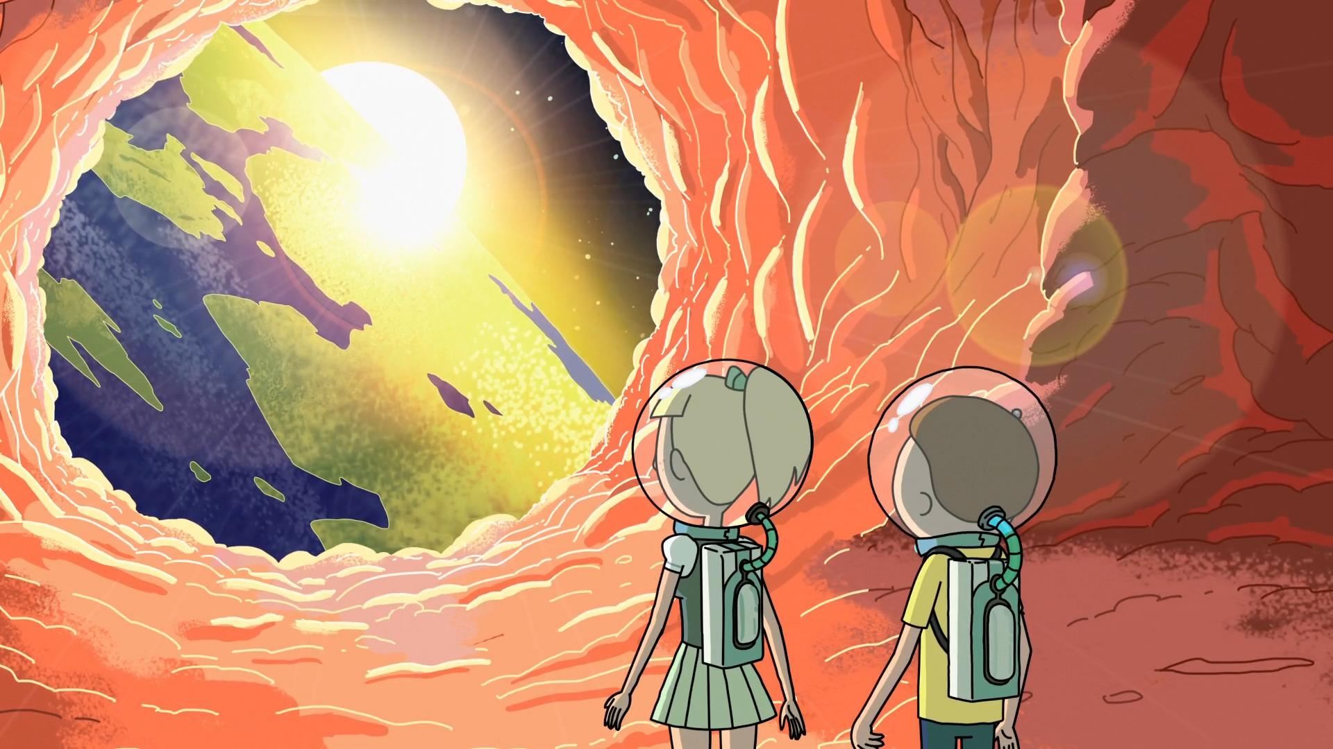 Rick and Morty HD Wallpaper | Background Image | 1920x1080 ...