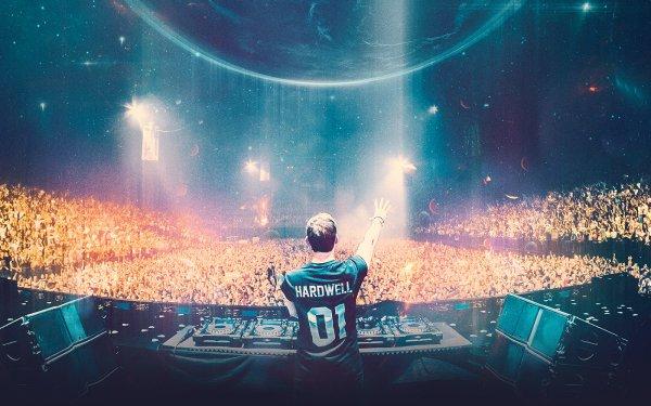 Music Hardwell DJ HD Wallpaper | Background Image