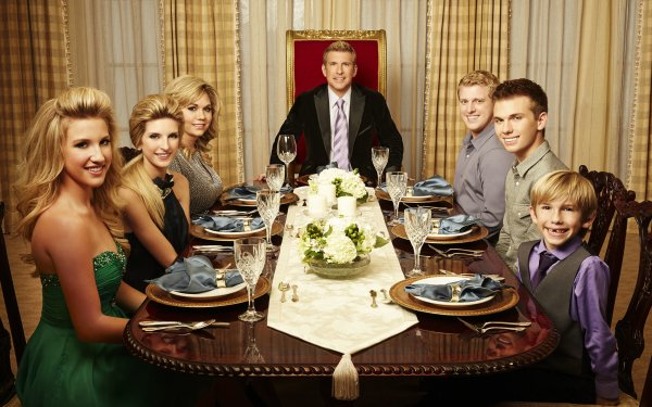 TV Show Chrisley Knows Best Cast HD Wallpaper | Background Image