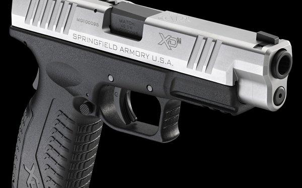 Armes Springfield Armory Xdm Handgun Pistolet Fond d'écran HD | Arrière-Plan