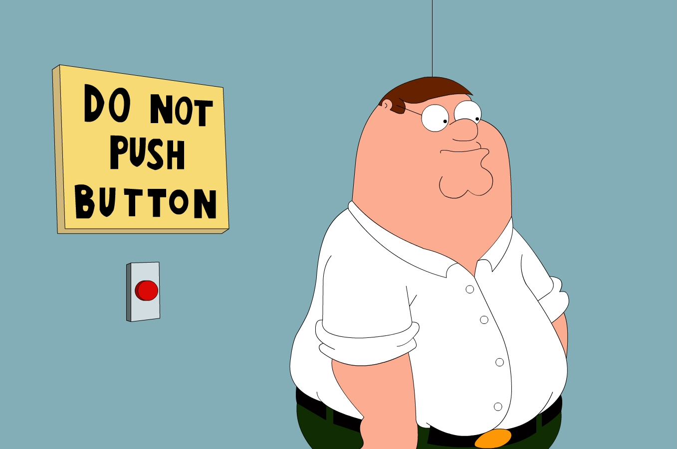 TV Show - Family Guy  - Peter Griffin Wallpaper