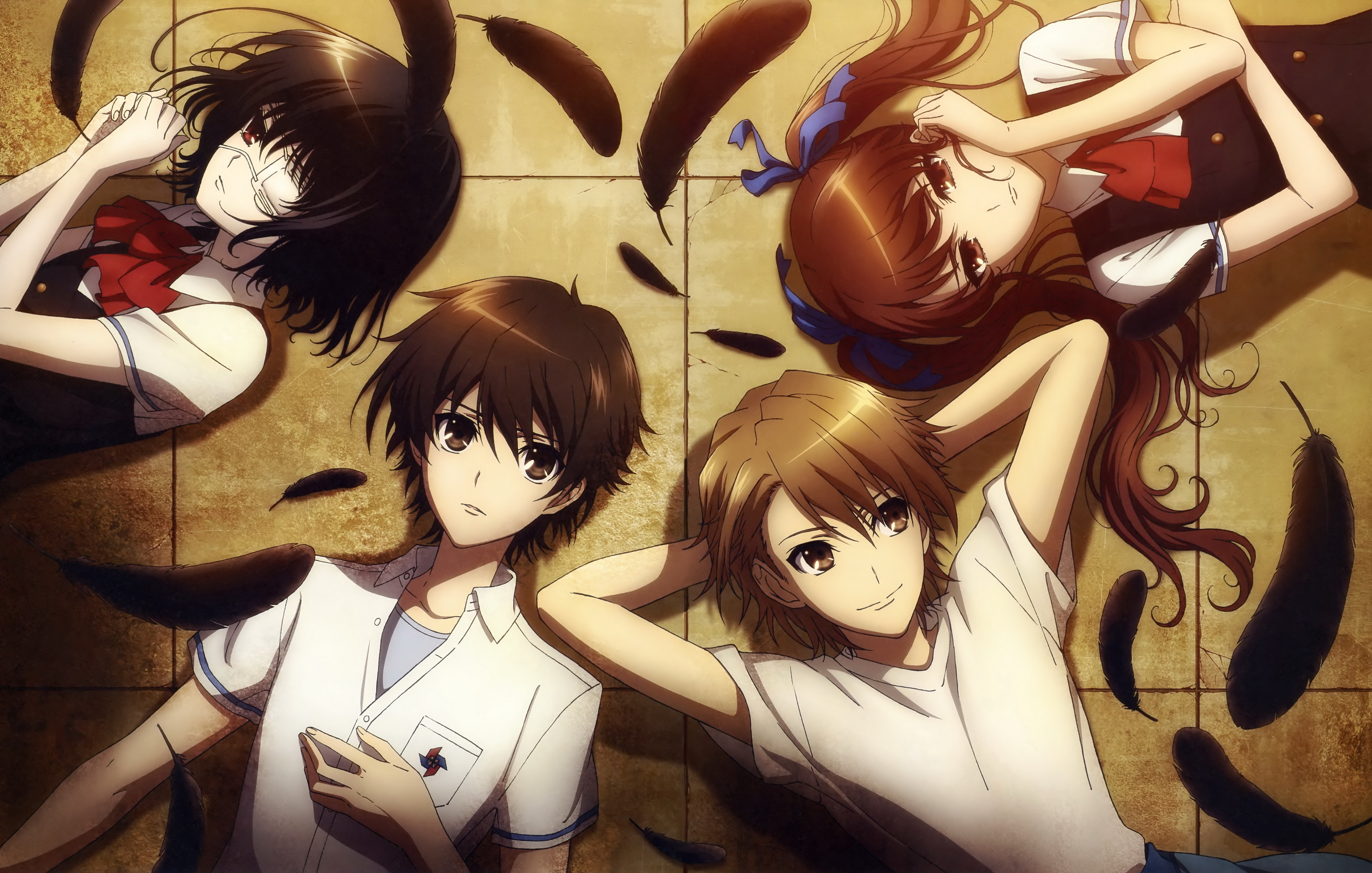 Hd wallpaper background image id639788 4036x2568 anime another