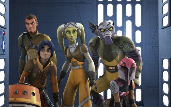TV Show Star Wars Rebels Star Wars Ezra Bridger HD Wallpaper | Background Image