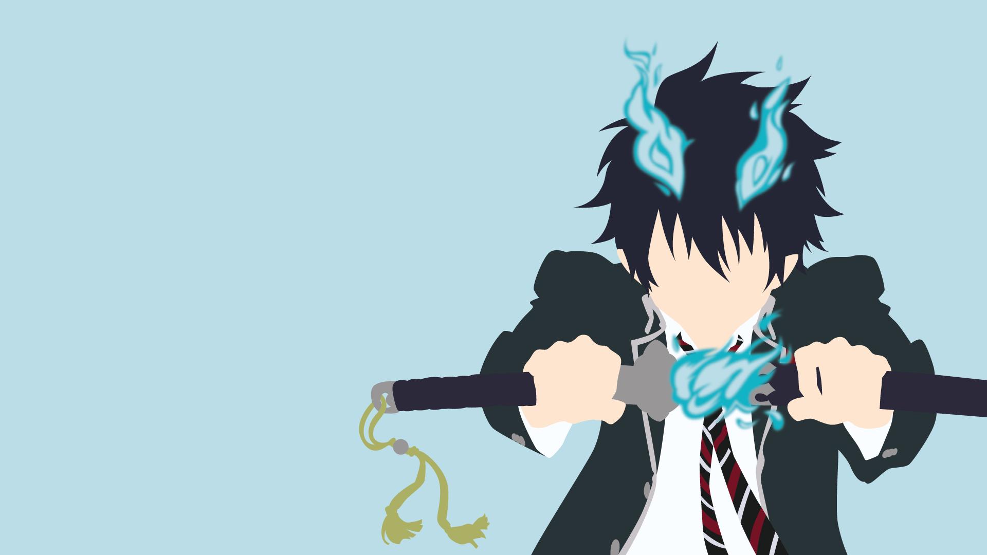Rin Okumura Hd Wallpaper Background Image 1920x1080 Id