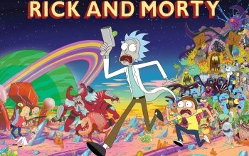 274 Rick And Morty Hd Wallpapers Background Images Wallpaper Abyss