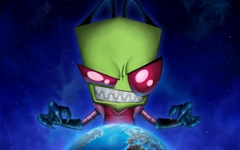 Caricatura - Invasor Zim Wallpapers and Backgrounds