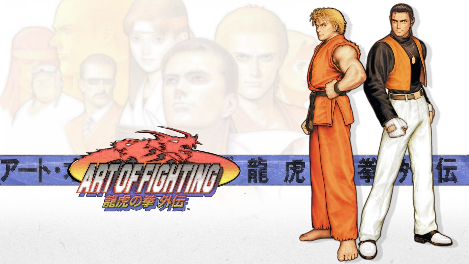 1 Art Of Fighting 3 Hd Wallpapers Background Images Wallpaper