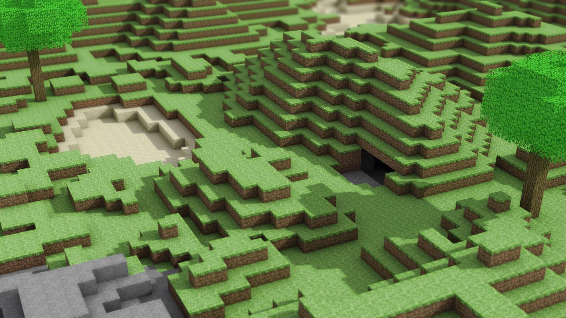 Minecraft HD Wallpaper | Background