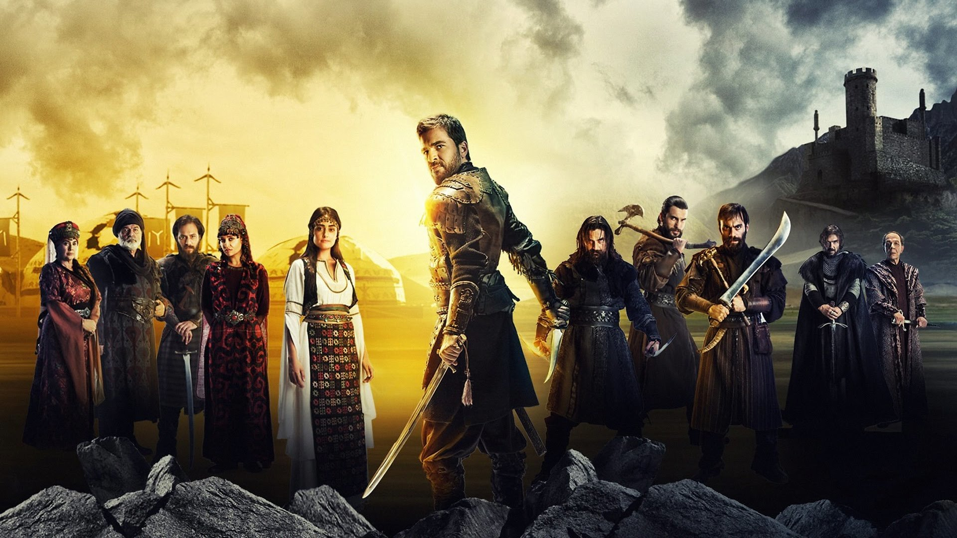 1 Dirilis Ertugrul Hd Wallpapers Background Images Wallpaper Abyss