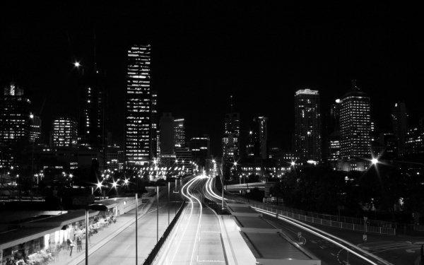 Man Made Brisbane Cities Australia HD Wallpaper | Background Image