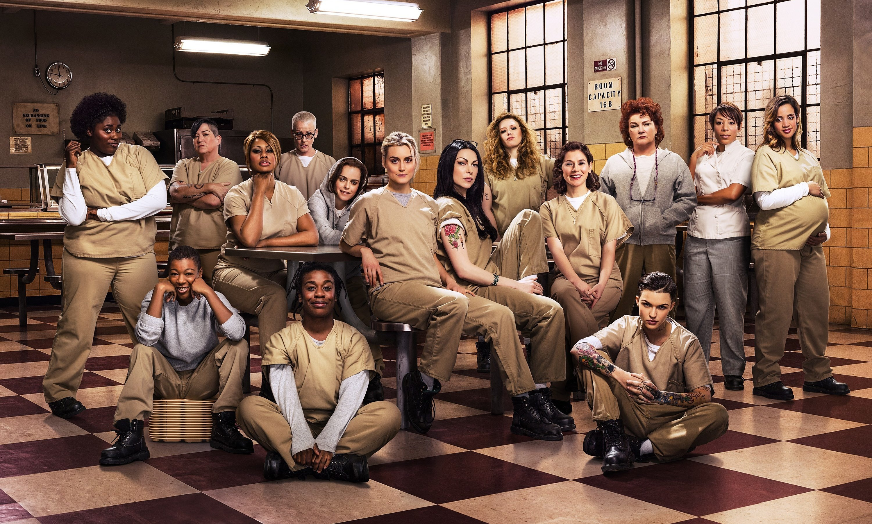 24 Orange Is The New Black Hd Wallpapers Background Images Wallpaper Abyss