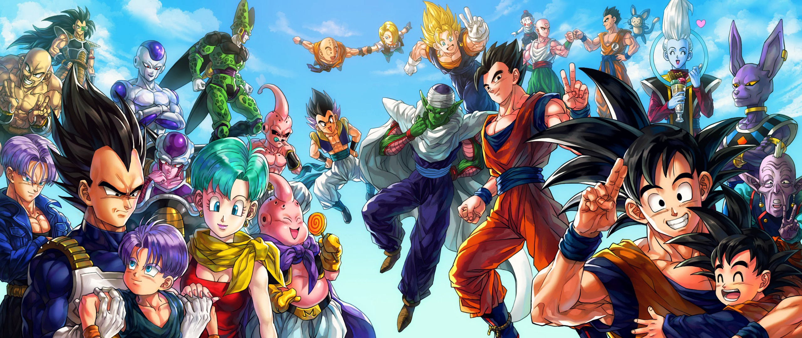 42 Goten Dragon Ball Hd Wallpapers Background Images Wallpaper