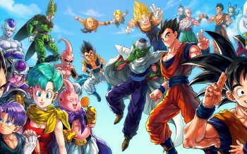 HD Wallpaper | Background Image ID:647552. 2560x1080 Anime Dragon Ball