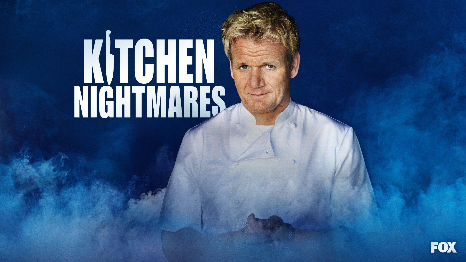 Gordon Ramsays Kitchen Nightmares Fondo De Pantalla Hd