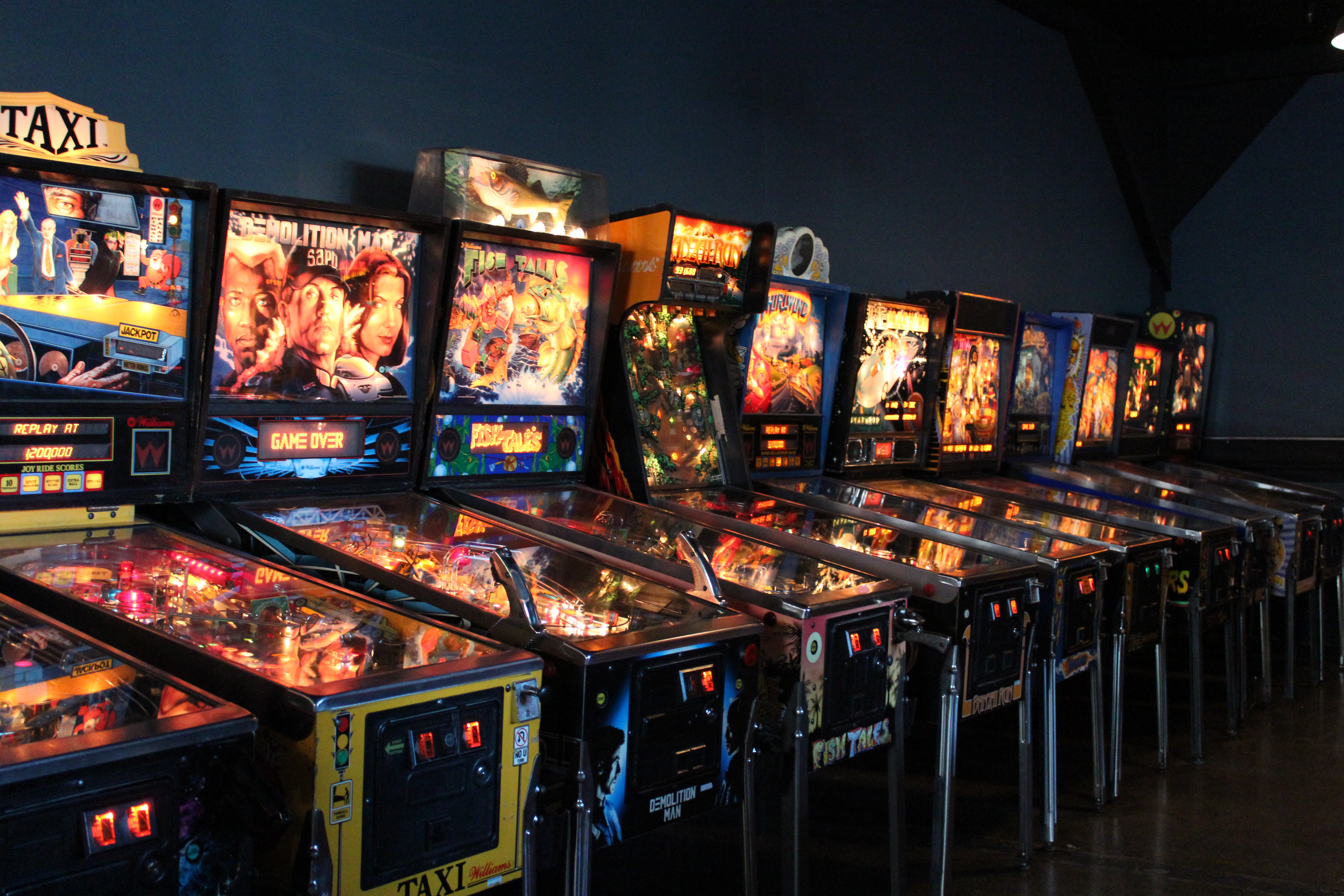 the pinball arcade desktop - photo #2