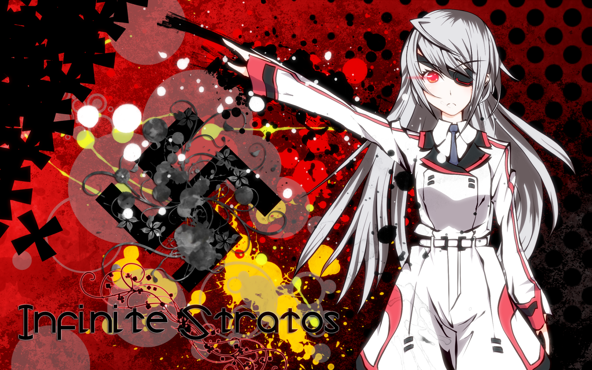 Image Result For Download Wallpaper Anime Infinite Stratos