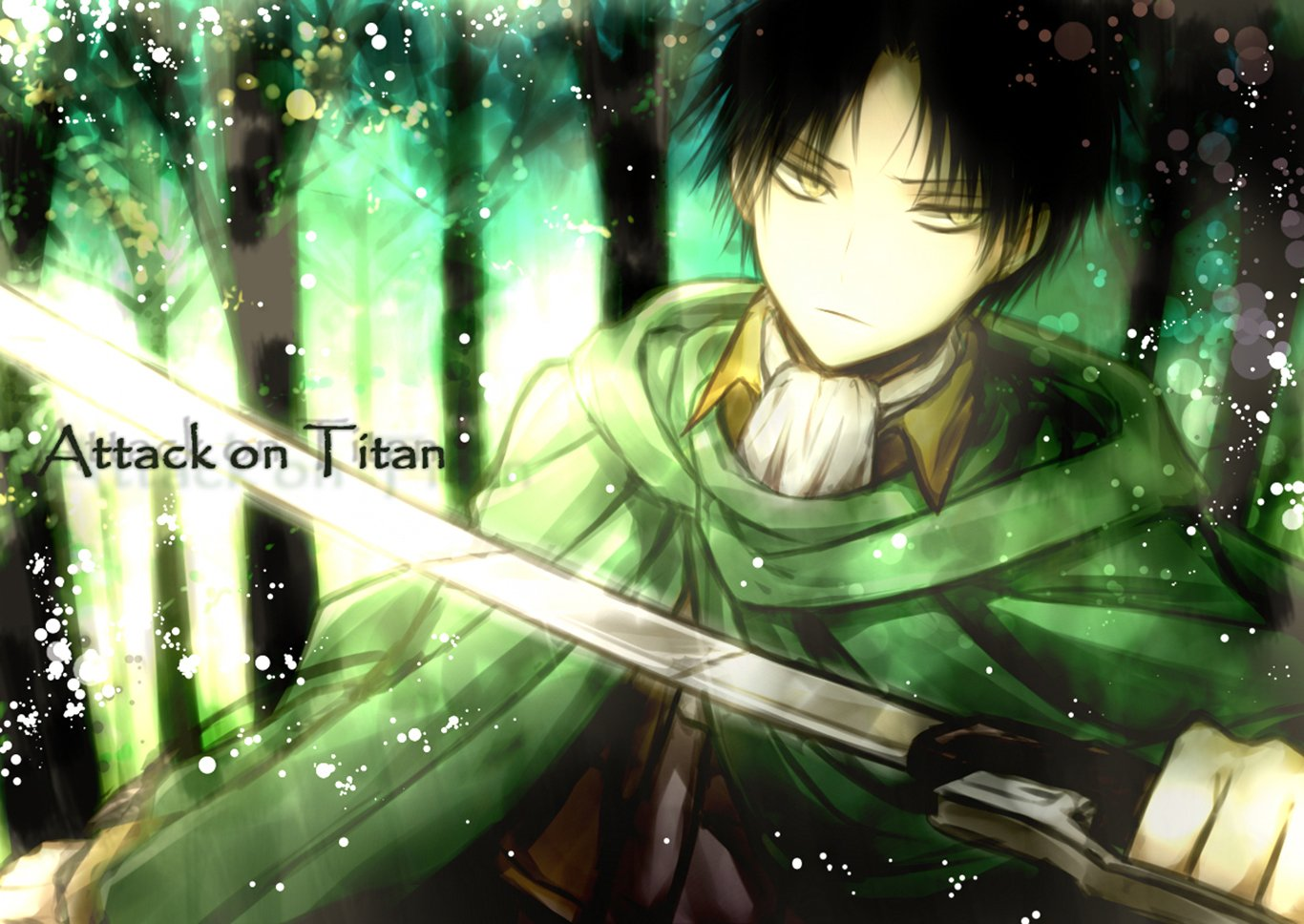 Levi Ackerman Wallpaper And Background Image 1366x968 Id 653501 Wallpaper Abyss
