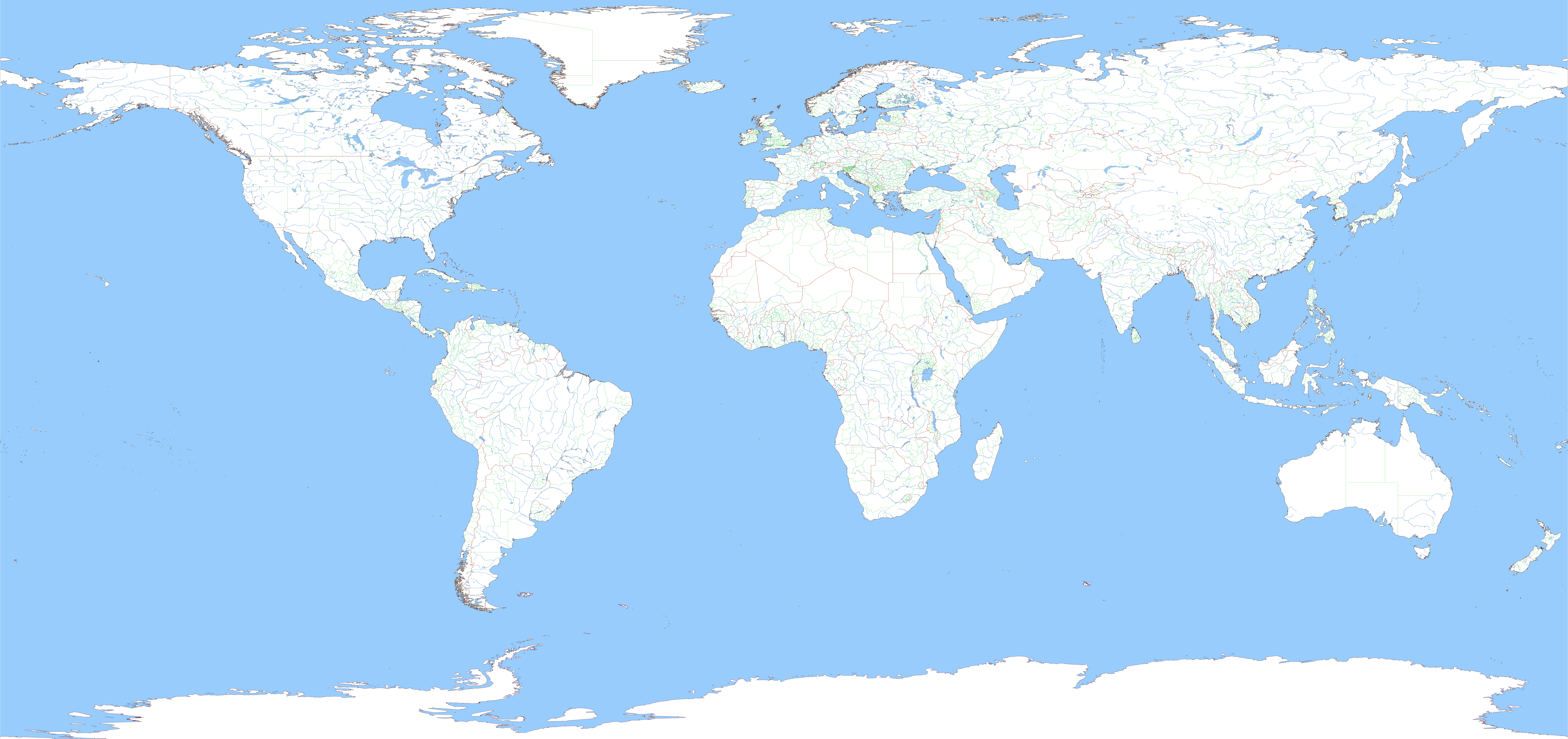 World map 5k retina ultra hd wallpaper and background image misc world map wallpaper gumiabroncs Images