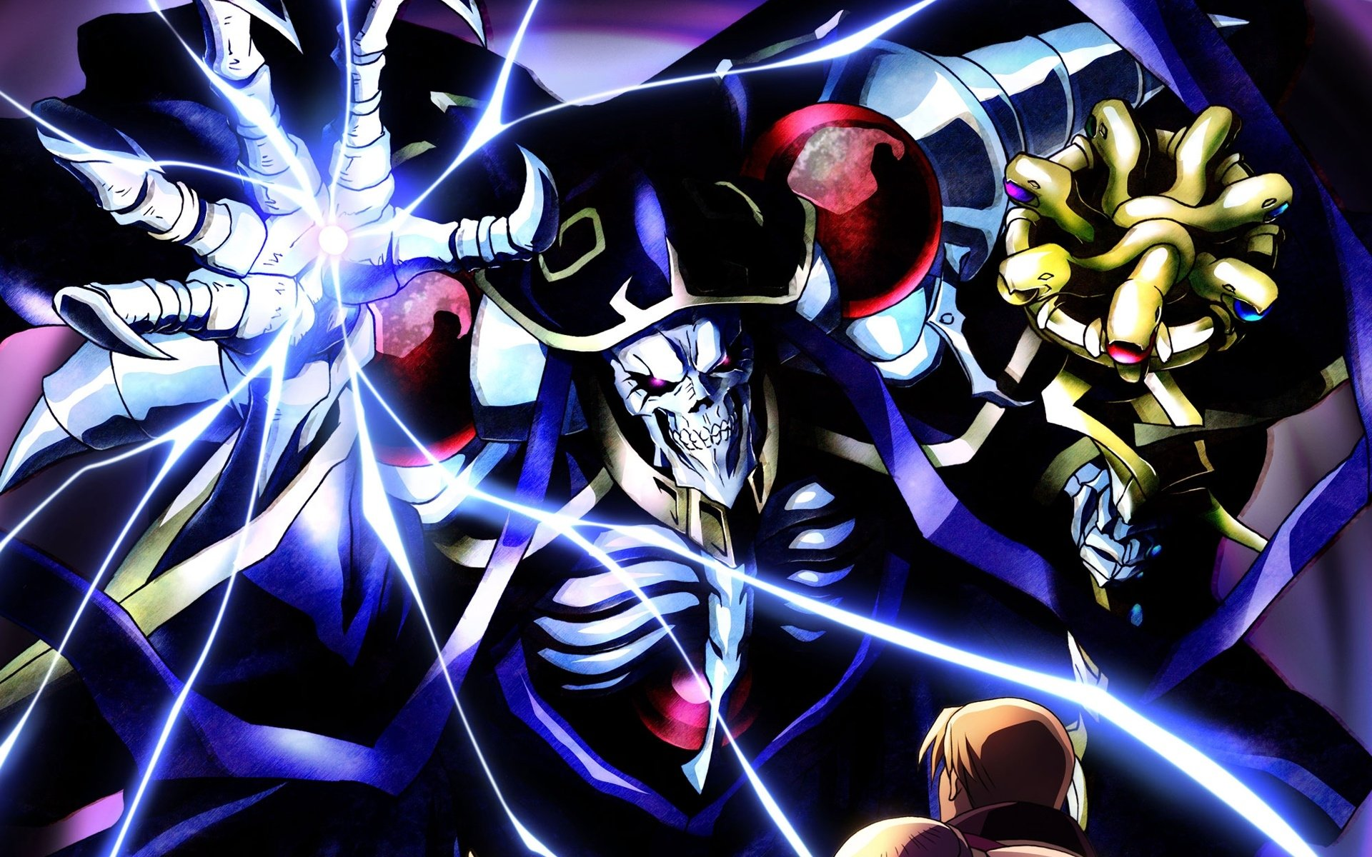 Hd Wallpaper Background Image Id X Anime Overlord