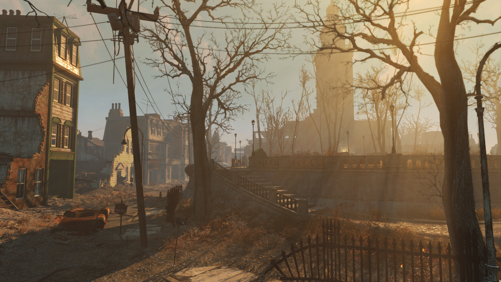 Fallout 4 Full HD Wallpaper and Background 1920x1080 ID:656973