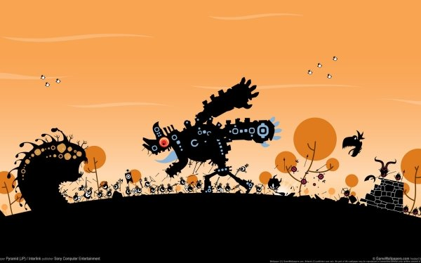 Video Game Patapon HD Wallpaper | Background Image
