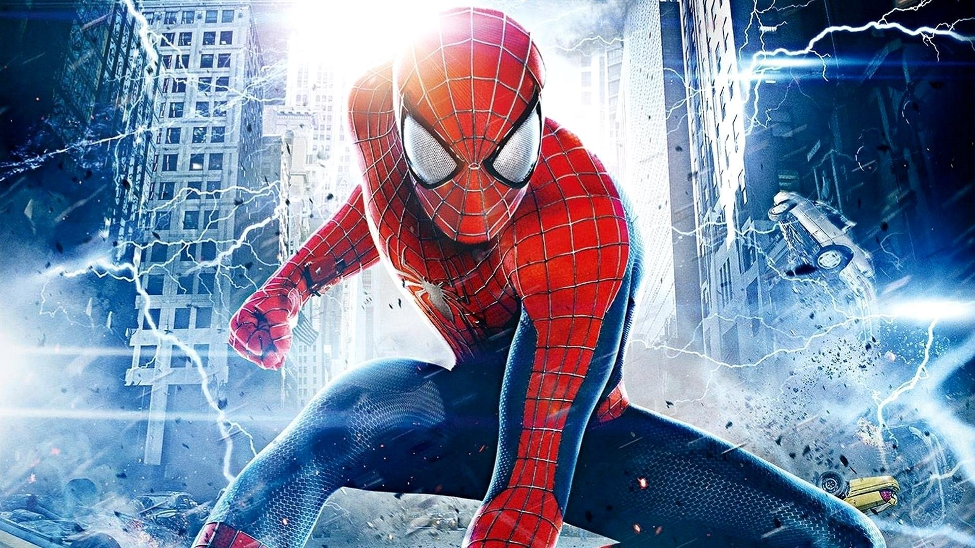 the amazing spiderman 2 full hd wallpaper and background