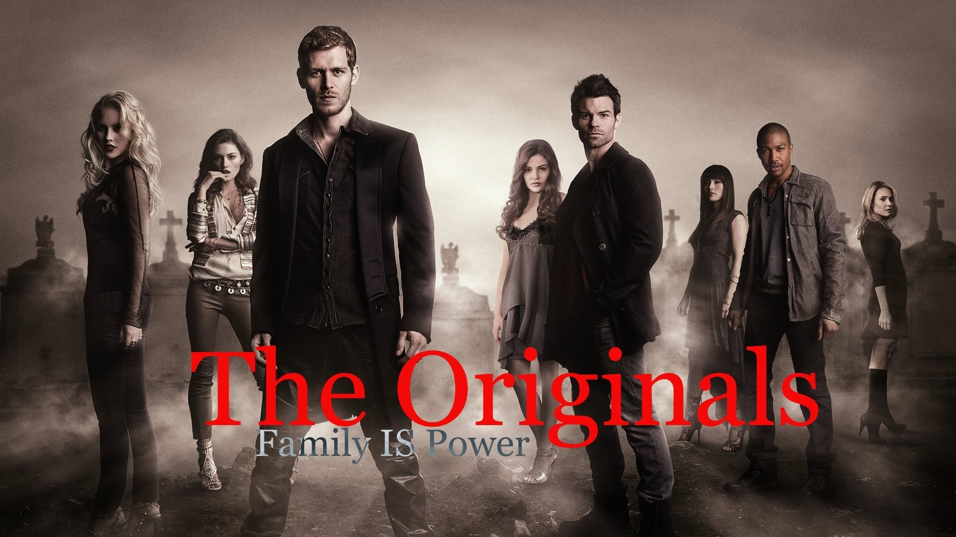 TV Show - The Originals  Wallpaper