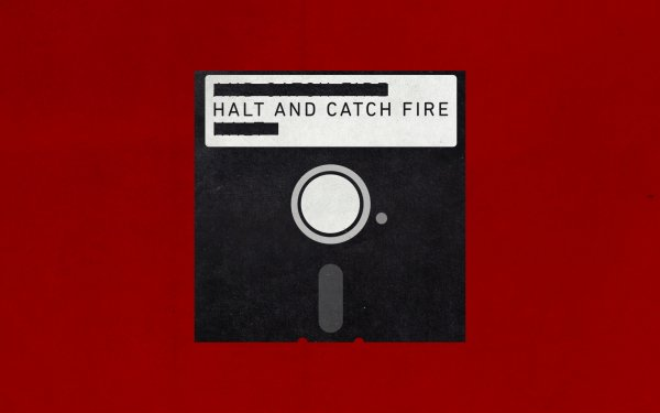 TV Show Halt And Catch Fire Floppy Disk HD Wallpaper | Background Image
