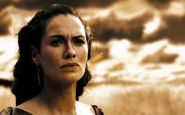 Movie 300 Lena Headey Queen Gorgo HD Wallpaper | Background Image